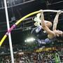 Der Hallen-Weltrekordhalter Armand Duplantis führt das hochklassige Teilnehmerfeld der Stabhochspringer in Lausanne an