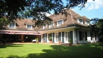 Das repräsentativen Einfamilienhauses mit grossem Umschwung soll  in eine Wohngruppe umgewandelt werden.