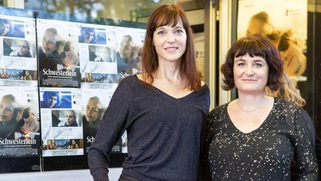 Sechsmal nominiert, fünfmal gewonnen: «Schwesterlein», der Spielfilm der Westschweizer Regisseurinnen Véronique Reymond und Stéphanie Chuat, ist der grosse Gewinner des 24. Schweizer Filmpreises.