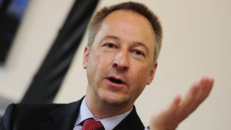 Alpiq-Verwaltungsratspräsident Jens Alder.