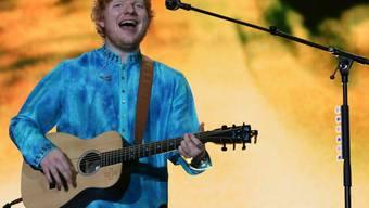 """Seine Liebe gehört Neuseeland: Ed Sheeran möchte den neuseeländischen Pass - vorerst muss der Sänger jedoch eine Art """"Eignungstest"""" bestehen. (Archivbild)"""