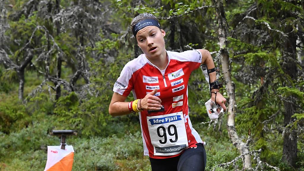Den ersten Sieg im Gesamt-Weltcup nur knapp verpasst: Simona Aebersold