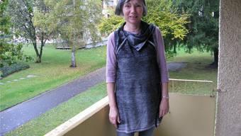 Steckt in den Vorbereitungen für eine Selbsthilfegruppe von Arbeitslosen über 50 in Olten: Susanne Kunz, die seit Frühjahr selbst betroffen ist.