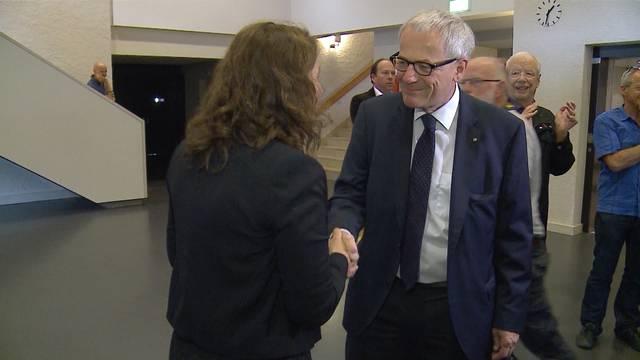Kurt Fluri wird zum siebten Mal Solothurner Stadtpräsident