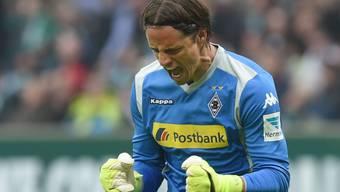 Yann Sommer kann sich über eine weitere Auszeichnung freuen: Die Fans von Gladbach haben ihn zum Spieler des Jahres gewählt.