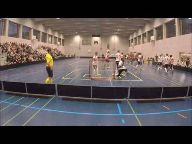 Tor-Highlights der entscheidenden Partie im Playoff-Viertelfinal zwischen Basel Regio und Langenthal Aarwangen