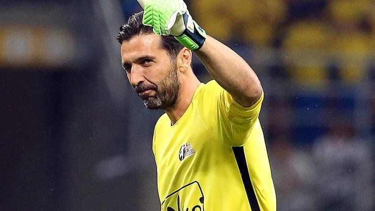 Gianluigi Buffon dürfte die Karriere in Paris fortsetzen