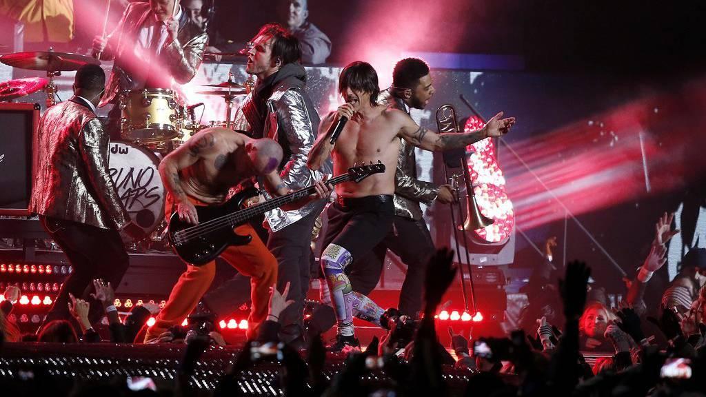 Red Hot Chili Peppers geben Zusatzkonzert