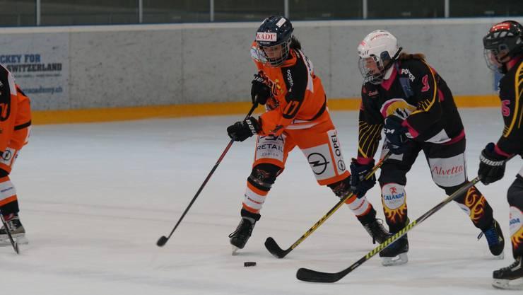 Die Urdorfer Frauen starten dieses Jahr bereits in ihre zweite Saison.