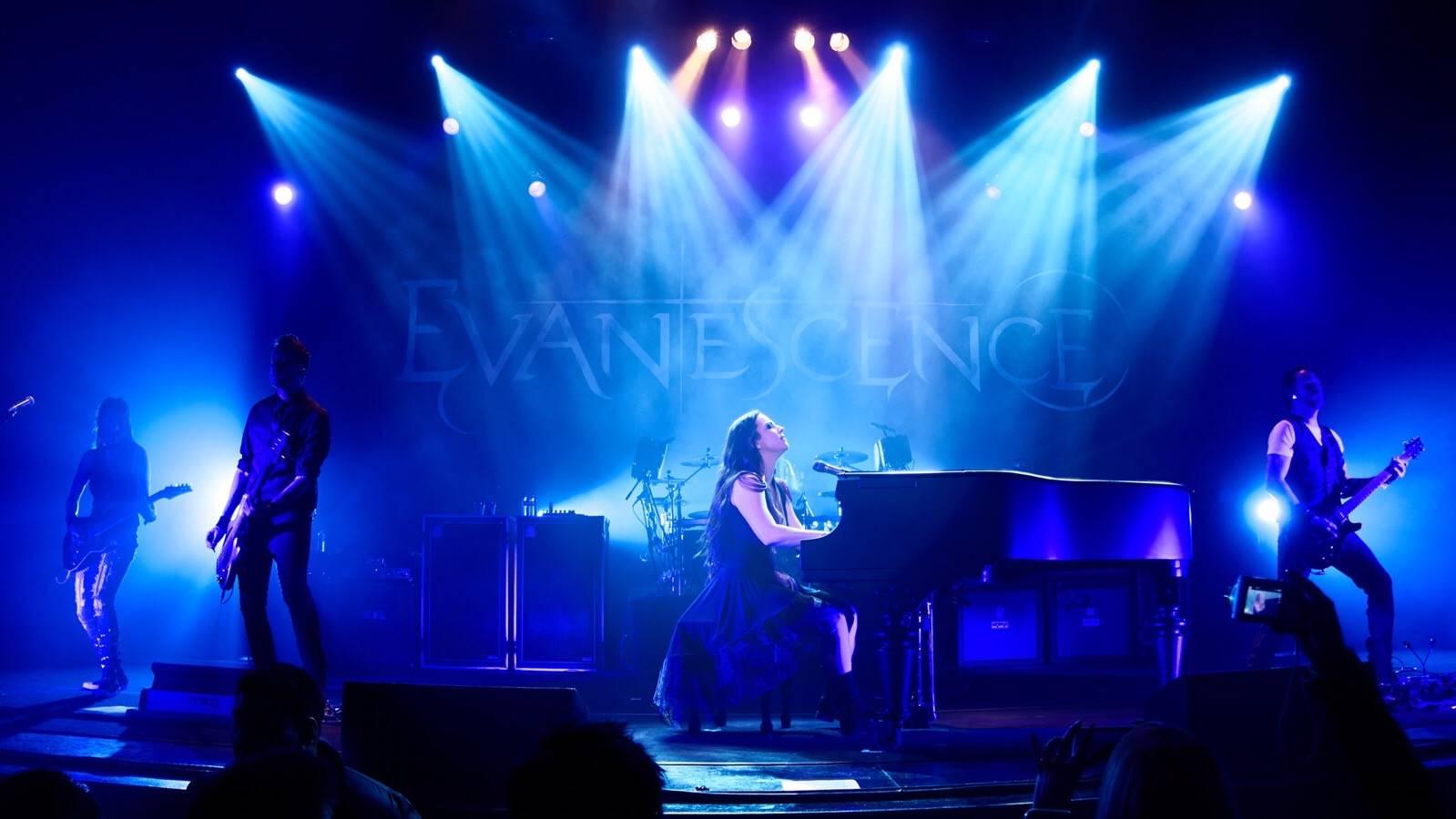 Evanescence: «Das wird eine epische Tour werden»