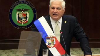 Abhörverdacht gegen Panamas Ex-Präsidenten Ricardo Martinelli. (Archivbild)