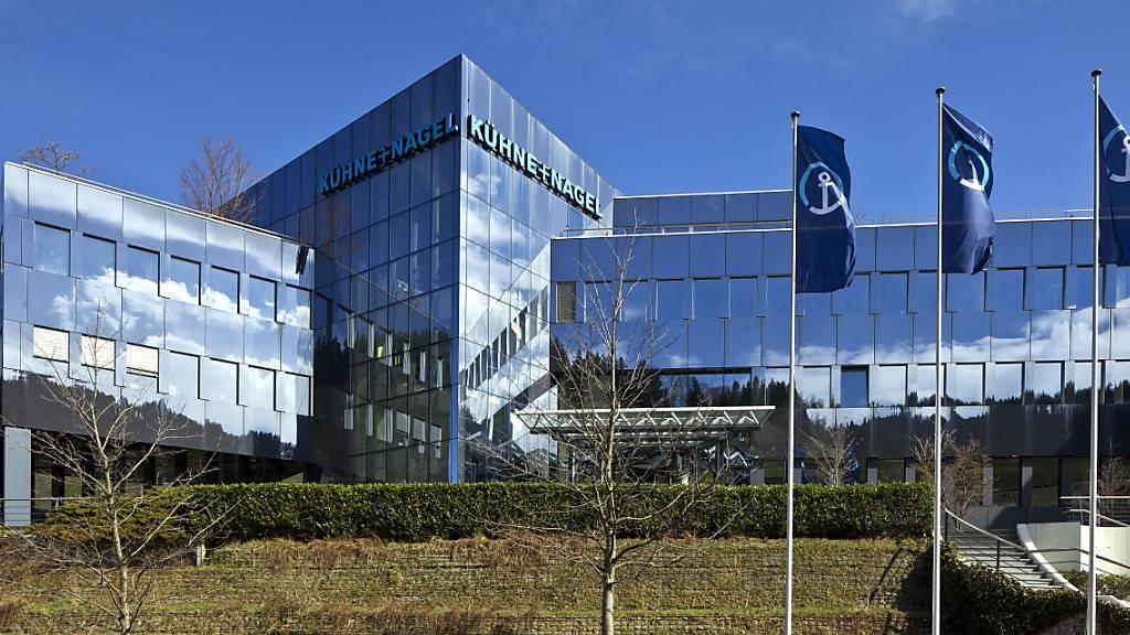 Kühne+Nagel verkauft Anteil von Apex an Partners Group