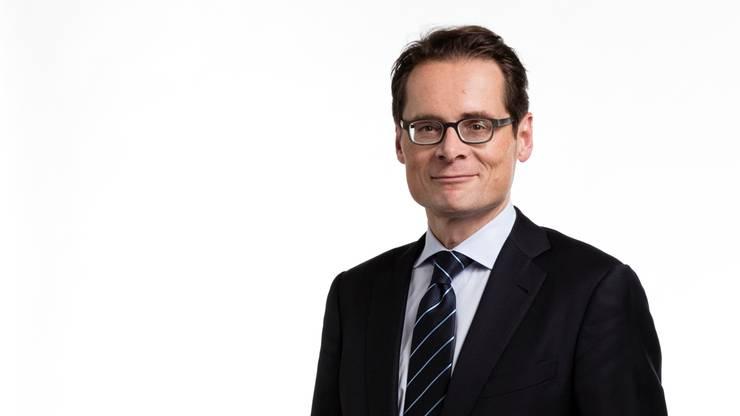 Angriff in Zürich: Roger Köppel (SVP).