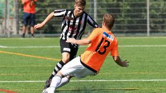 Der FC Black Stars und Tobias Mumenthaler hat Fahrt aufgenommen.