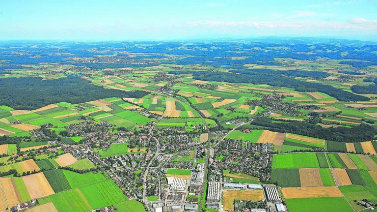 Subingen wird heuer 750 Jahre alt. Gefeiert wird aber erst im nächsten Jahr.
