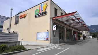 Im Gebäude, das zur Hauptsache durch Coop belegt ist, wird ab 1. Mai das neue Infocenter für das Weststadtquartier geöffnet sein. (om)