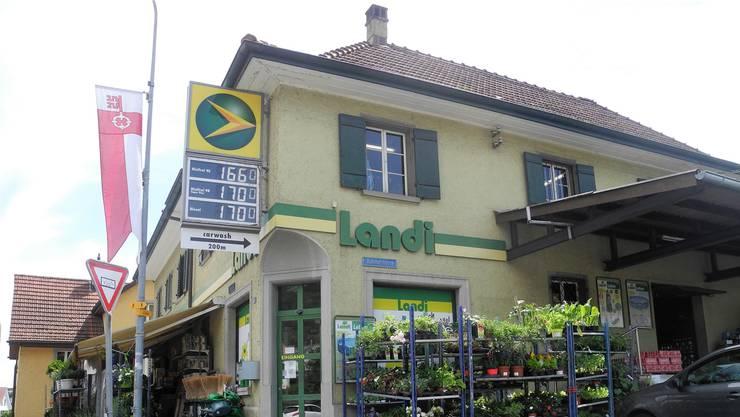 Die Landi will von der Landstrasse weg auf ein Grundstück zwischen Grosszelg- und Bahnhofstrasse ziehen.