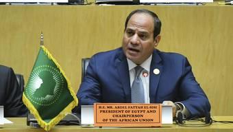 Abdel Fattah al-Sisi ist der neue Vorsitzende der Afrikanischen Union.
