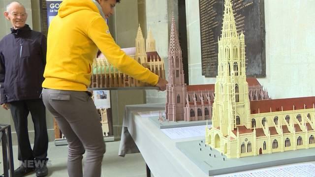 Berner Münster jetzt auch im Mini-Format