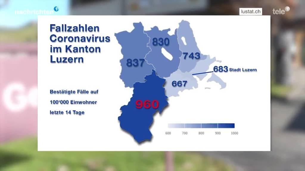 Warum ist das Entlebuch Luzerns Corona-Hotspot?