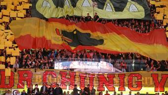 Es ist wieder Eishockey-Zeit: Prächtige Derbystimmung in Bern