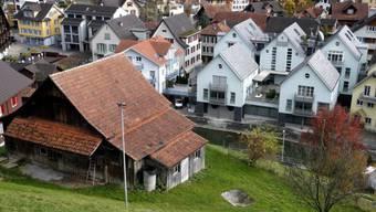 Der Obwaldner Hauptort Sarnen