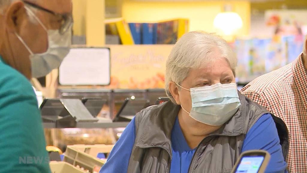 Kanton Solothurn: Gespaltene Meinungen zu Maskenpflicht in Läden