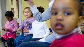 In Chur muss neu zur Frühförderung, wer vor dem Start des Kindergartens nicht gut genug Deutsch kann.