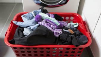 Waschen wird in Oberlunkhofen zwischen 18 und 20 Uhr nicht immer möglich sein.