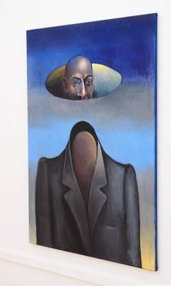 «Im Anzug» von Jörg Binz