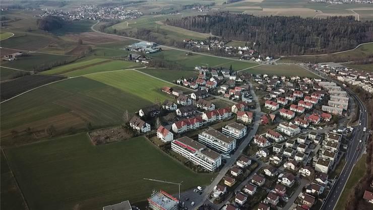 In Ehrendingen kommt es zum Duell um den Gemeinderatssitz. Bild: Michael Küng