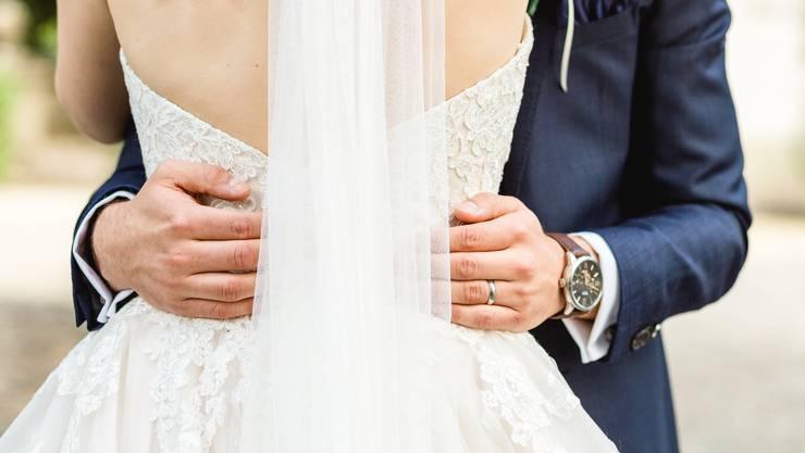 Im Aargau darf wieder normal geheiratet werden.