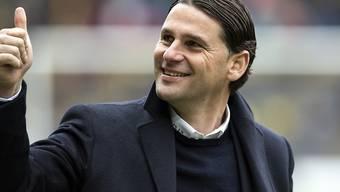 Gerardo Seoane ist der Aufsteiger im Schweizer Trainer-Business