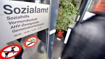 Bis zum 22. Januar können Stellungnahmen zum neuen Sozialgesetz der Solothurner Regierung eingereicht werden. (Symbolbild)