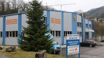 Die Grenacher Metall AG musste den Betrieb 2016 zeitweise einstellen und konnte seitdem nur noch mit reduziertem Personalbestand weitergeführt werden.Dennis Kalt