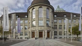 An der Universität Zürich gilt ab dem 1. September eine Maskenpflicht für alle öffentlich zugänglichen Räume. (Archivbild)