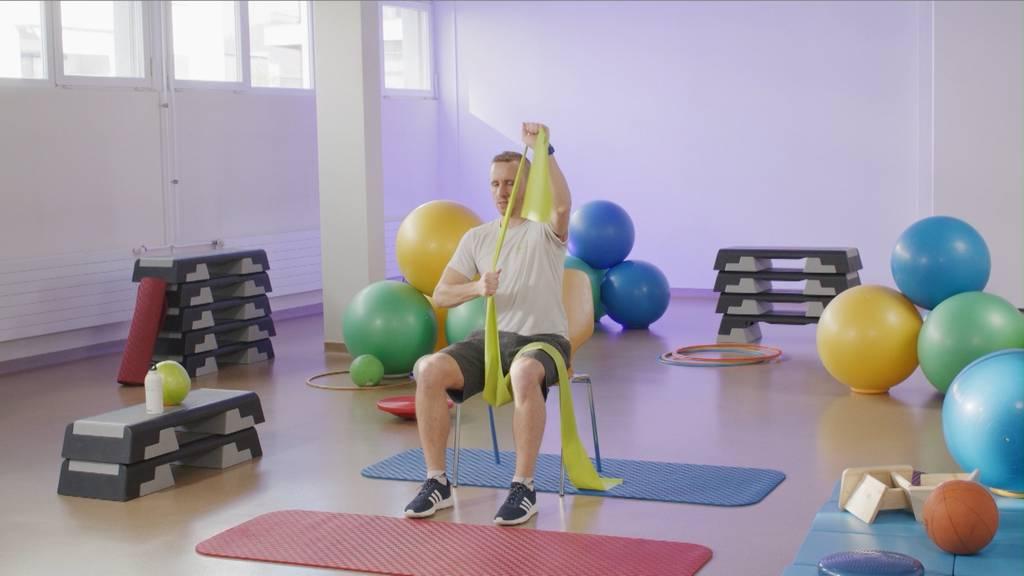 «Gymnastik im Wohnzimmer» vom 15. Oktober 2021