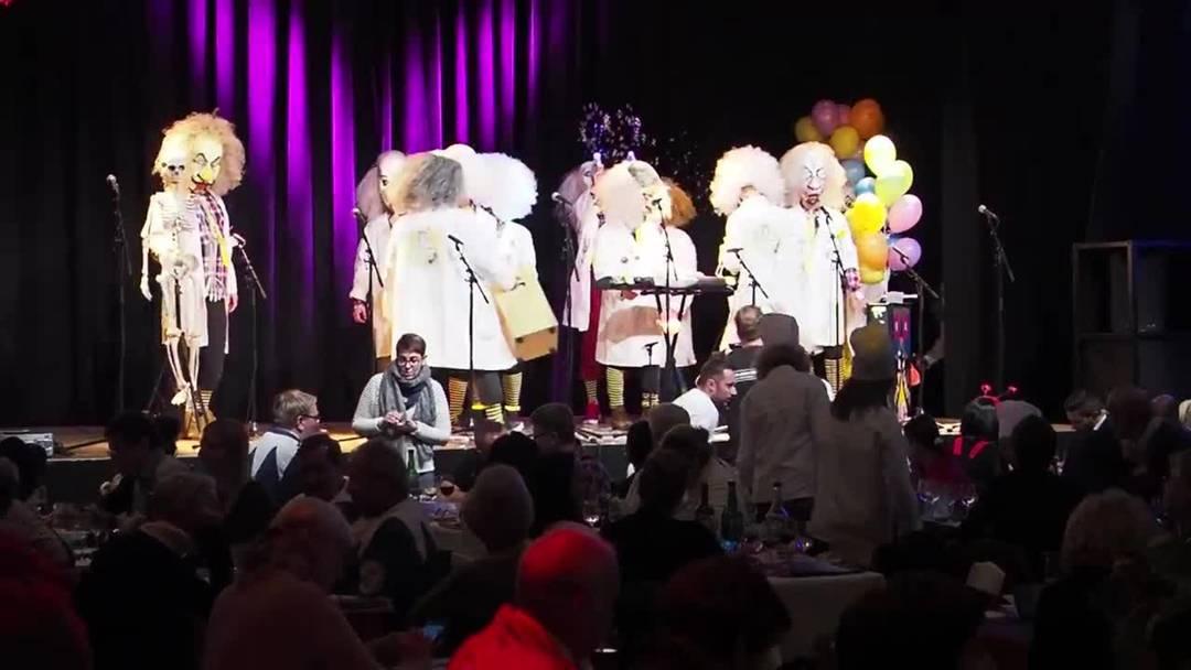 Schmutziger Donnerstag - Schnitzelbank-Abend - Hilari bko