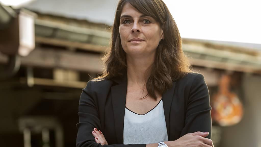 Verfehlte das absolute Mehr um 79 Stimmen: Quereinsteigerin Stephanie Eymann (LDP).