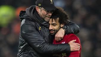 Jürgen Klopp fordert drastische Strafe für die Chelsea-Anhänger, die Mohamed Salah als «Bombenattentäter» beschimpften.