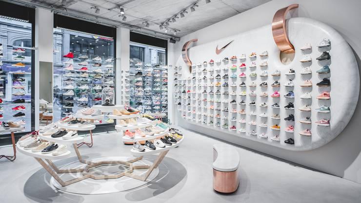 Titolo muss in Basel seine Sneaker wieder einpacken.