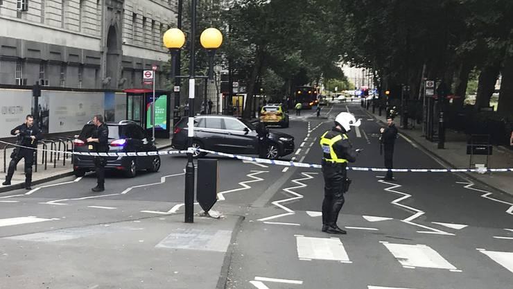 London Attacke