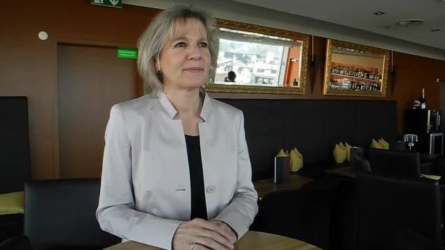 Regierungsrat Interview: Brigit Wyss
