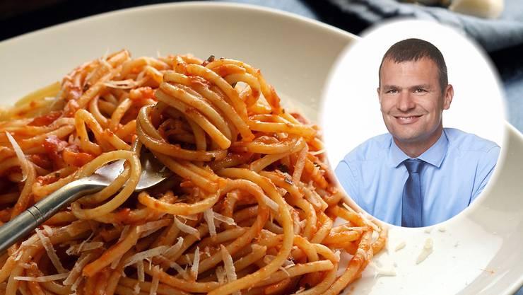 Christof Hiltmann will auf italienisches Essen setzen.