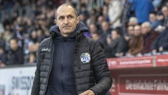 Thomas Häberli ist nicht mehr Trainer des FC Luzern