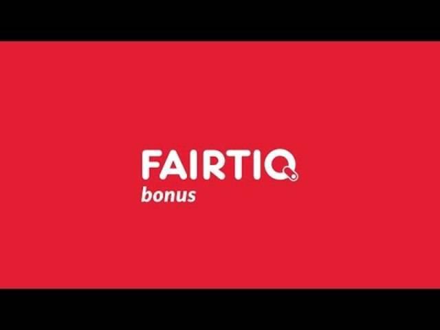 Das Bonus-Programm von Fairtiq.