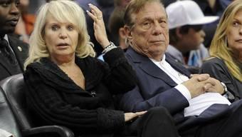 Shelly Sterling verhandelte den Verkauf der LA Clippers (Archiv)