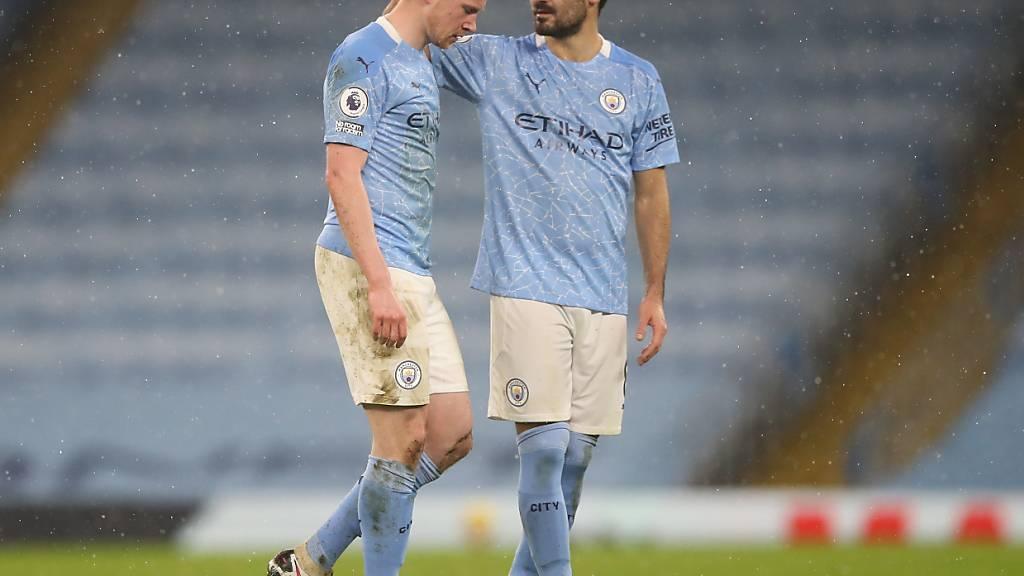 Sechster Sieg in Folge für Manchester City