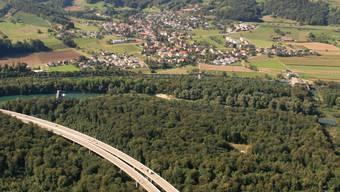 Annäherung an Villnachern: Wohin führt der Weg für die Gemeinde?( Archiv Peter Belart)