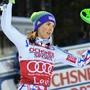Petra Vlhova, erste Herausforderin von Mikaela Shiffrin